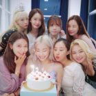 Girls' Generation Members Reunite To Celebrate Tiffany's Birthday