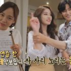 """Watch: Kim Sejeong, Jiyeon, Song Jae Rim, And More Show Off Their Musical Expertise In """"I Wanna Hear Your Song"""" Making Video"""