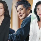 """Uhm Ji Won, Sung Dong Il, And Jo Min Soo Confirmed For """"Train To Busan"""" Director's New Thriller Drama"""