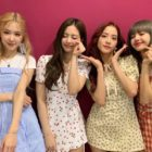 BLACKPINK And Fans Celebrate Their 3rd Anniversary + Jennie Opens Up Photography Instagram