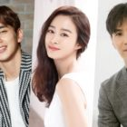 Yoo Seung Ho, Kim Tae Hee, Kim Ji Suk, And More Become Labelmates In New Agency
