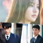 """Kim So Hyun, Song Kang, And Jung Ga Ram Navigate Romance With The Help Of An App In """"Love Alarm"""""""
