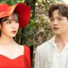 "IU And Yeo Jin Goo Have A Tense Reunion Where Choices Need To Be Made In ""Hotel Del Luna"""