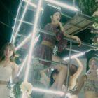 "Update: LABOUM Unveils MV Teaser For Comeback With ""Firework"""