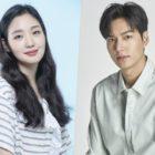 Kim Eun Sook's New Drama Starring Kim Go Eun And Lee Min Ho Shares Broadcasting Details