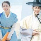 "Shin Se Kyung, ASTRO's Cha Eun Woo, And More Show Sweet Chemistry On Set Of ""Rookie Historian Goo Hae Ryung"""