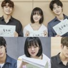 Kim So Hyun, Jang Dong Yoon, And More Show Great Chemistry At Script Reading For Upcoming Historical Rom-Com