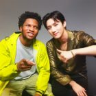 MONSTA X's I.M Talks About Recent Reunion With Gallant After A Year