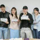 Upcoming Drama Led By Gong Hyo Jin And Kang Ha Neul Shares Photos From Script Reading