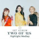 "Update: LABOUM Drops Highlight Medley For Upcoming Album ""Two Of Us"""