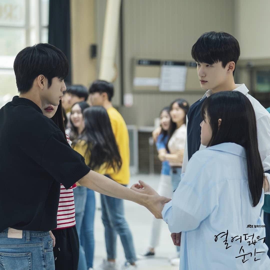 Tensions Rise Between Ong Seong Wu, Kim Hyang Gi, And Shin