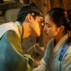 """ASTRO's Cha Eun Woo And Shin Se Kyung Share Sweet Moment Amid Dire Circumstances In """"Rookie Historian Goo Hae Ryung"""""""