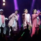 "WATCH: Celeb Five Transforms Into BTS For Passionate Cover Of ""Boy With Luv"""