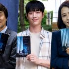 "Han Suk Kyu, Seo Kang Joon, And Kim Hyun Joo Share What To Watch For In Final Episodes Of ""Watcher"""
