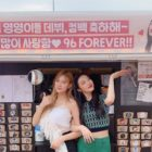 GFRIEND's Yerin Shows Her Love For Friends Apink's Hayoung And Red Velvet's Joy With Sweet Gift