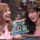 "Watch: Apink's Hayoung And Yoon Bomi Light Up ""Amazing Saturday"" In New Preview"