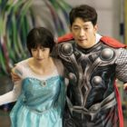 "Rain And Lim Ji Yeon Cosplay As Popular Movie Characters In ""Welcome 2 Life"""