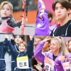 "Watch: Idols Get Fired Up In New Previews And Photos For ""2019 Idol Star Athletics Championships – Chuseok Special"""