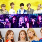 August Idol Group Brand Reputation Rankings Announced