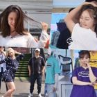 "Song Ji Hyo, Jun So Min, Sunmi, And Girls' Generation's Sunny To Face Off In Fierce Dance Battle On ""Running Man"""
