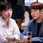 """Chun Woo Hee And Ahn Jae Hong Combine Work And Romance In Mysterious Date On """"Melo Is My Nature"""""""