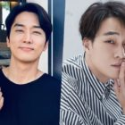 "Song Seung Heon Thanks So Ji Sub For Supportive ""The Great Show"" Gift + Shares Throwback Photos"