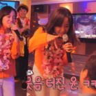 """Watch: Kim Sejeong Charms Yeon Woo Jin With TWICE Cover On Set Of """"I Wanna Hear Your Song"""""""