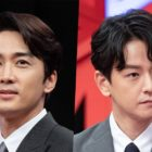 "Song Seung Heon Faces Off Against His Rival Im Joo Hwan In ""The Great Show"""