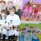 BTS, Red Velvet, NCT 127, X1, And More Score High Ranks On Billboard's World Albums Chart