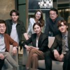 "Choi Jin Hyuk, Nana, And More Comment On End Of ""Justice"""