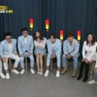 """""""Running Man"""" Cast Is Hilariously Befuddled By Unexpected Spy Mission At Fan Meeting"""