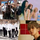 BTS Becomes 1st Artist On Billboard's World Albums Chart To Take All Top 4 Spots + Red Velvet, NCT 127, And More Rank High