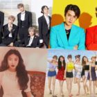 NCT Dream, EXO-SC, TWICE, Chungha, And More Officially Certified Platinum By Gaon