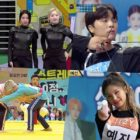 "Results For Day 1 Of ""2019 Idol Star Athletics Championships – Chuseok Special"""