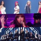 """Watch: MAMAMOO, Park Bom, And AOA Kick Off Cover Battle With Fierce Performances On """"Queendom"""""""