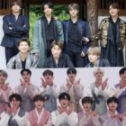 BTS, X1, Oh My Girl, And More Share Greetings For Chuseok 2019