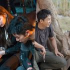 "Suzy And Lee Seung Gi Display Impeccable Teamwork Behind The Scenes Of ""Vagabond"""