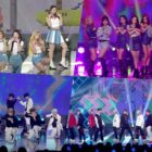 "Watch: Red Velvet, CLC, VERIVERY, The Boyz, And More Perform On MBC's ""Music Core"""