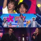 """Watch: """"Running Man"""" Cast Gets Fans Hyped Up With Their Amazing Collaboration Stages"""