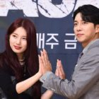 "Suzy And Lee Seung Gi Talk About Reuniting After 6 Years For ""Vagabond"""
