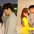 "Watch: ""Melo Is My Nature"" Cast Members Can't Stop Joking Around As They Film Sweet Kiss Scenes"