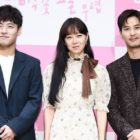 "Gong Hyo Jin, Kang Ha Neul, And Kim Ji Suk Talk About Working Together For ""When The Camellia Blooms"""