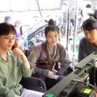 "Watch: Yeo Jin Goo Visits ""Hotel Del Luna"" Set As IU And More Film Historical Scenes"
