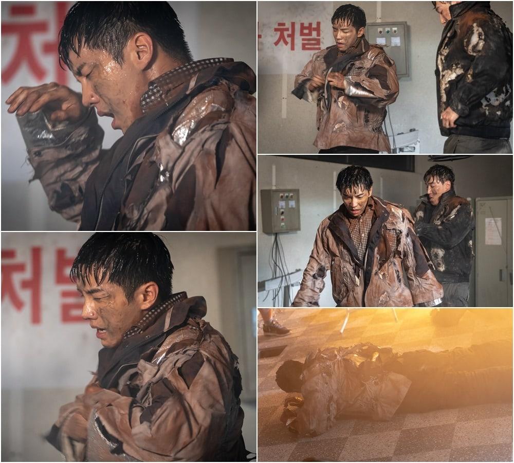 Lee Seung Gi se esforça ao máximo para realizar suas próprias cenas de ação em Vagabond