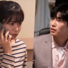 Seol In Ah And Kim Jae Young Have A Tense First Meeting In Upcoming Romance Drama