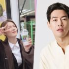 Lee Sun Bin Thanks Lee Sang Yoon For Sending Special Gift To The Set Of Her Upcoming Film