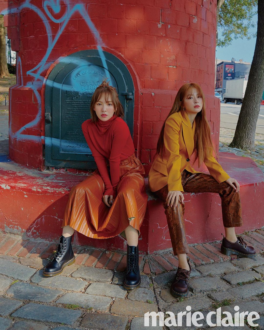 Red Velvet S Wendy And Seulgi On Their Past Comebacks Promoting Together For 5 Years And More Soompi