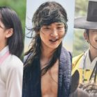 """Kim So Hyun, Jang Dong Yoon, And Kang Tae Oh Are All Smiles Behind The Scenes Of """"Tale Of Nok-Du"""""""