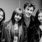 Shawn Mendes Shares Photo With BLACKPINK's Jisoo, Lisa, And Jennie