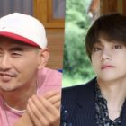 "Moon Myung Jin Describes ""The BTS Effect"" After Posting A Photo With V"